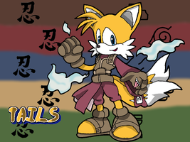Tails the Fox - War by Tails19950