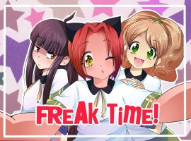 freak time by keitenstudio