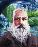 Claude Monet by Mikonow