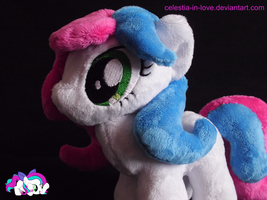 Velvet Harmony Plush Detail by Celestia-In-Love