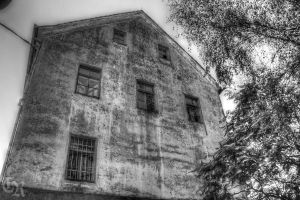 Decaying School Building by ToRom