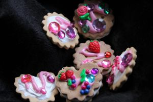 Kawaii Cookie Collection by Gynecology
