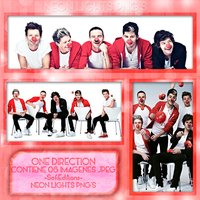 Red Nose Day Pack JPEG One Direction by SoffMalik