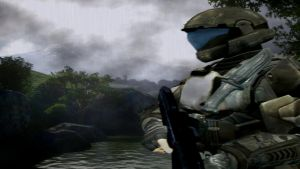 ODST: It's A Good Day To Fight by LordHayabusa357