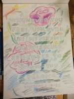 Pencil of Whenever you feel unloved by Somebodysbabyfox