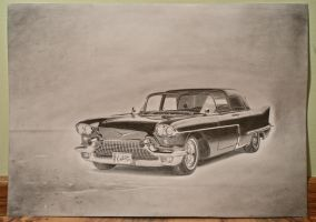 Drawing Car by keillly