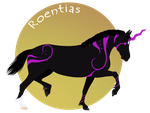 Commission: Roentias by amour-interdit