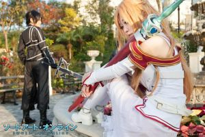 SAO Cosplay by Kaka and Sophia by I-Love-Claymore