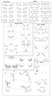 50 Optic Bases (Decepticon femme) by Storm-Blue