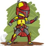 Red N Yellow Red N Yellow by 7hot-feanorians