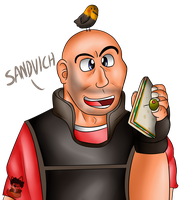 Sandvich! by Miles-The-Sniper
