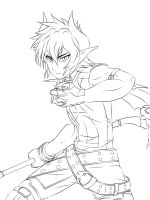 Grandchase: Dio by ionditol
