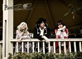 Pandora Hearts Cosplay by Shaaarix
