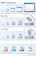 xpAlto Executable Icons by graywz