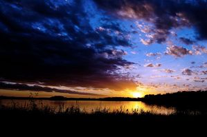 Up North Sunset by NorthOne