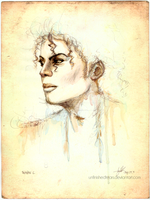 08 29 - Michael Jackson by unfinishedtears