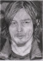 Norman Reedus by TBS1108