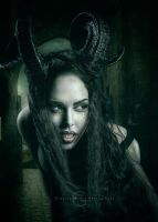 Maleficent Hunting by KCMussman