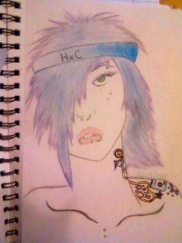 HxC by racoon-sex