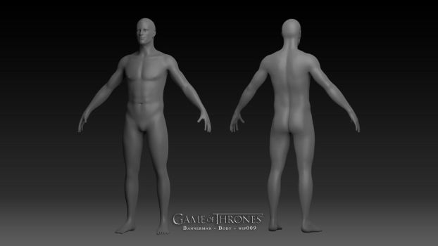 Game of Thrones - Bannerman - Work-in-progress 9 by samcote