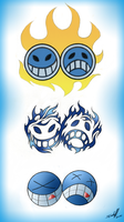 Aces Smiles XDD by Hevimell