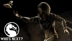 Mortal Kombat X - Dvorah Wallpaper by heyPierce
