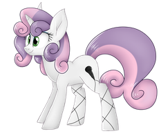 Mare Sweetie Belle by ShyShyOctavia
