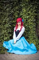 Ariel - Cosplay 2 by TwilightSaphir