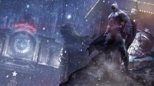 Batman Holiday Special 2013, Part I by Dkalban