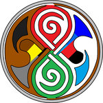 Seal of Rassilon 9 (The Seal of WALL-E and EVE) by WALLE1Doctor1Who