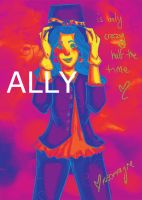 Count Me Out ALLY ID by Rose-Rayne