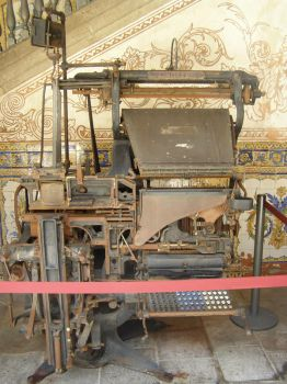 linotype ages by thanos25red