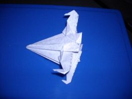 X-Wing origami by aneolus