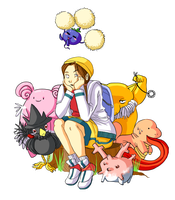 Professor Elm is a Douche by It-is-a-circle