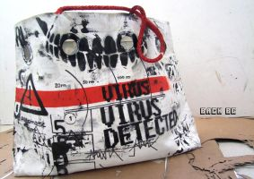 atmtc- abaixo do nivel de significancia bag by destroytrash