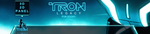TRON Legacy Docky Theme by half-left