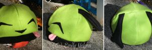Gir Fleece Hat by DarkGeminiLily