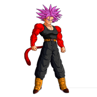 Trunks ss4 render concept by JayC79