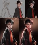 How to draw Hiro : Step by step by 69XuXu69
