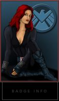 Black Widow by Voldemorton