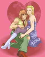 KH: valentine by oneoftwo