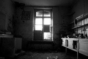 Abandoned Places In BW 4 by Octo-pus
