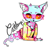 Cattlamp by dyewitch