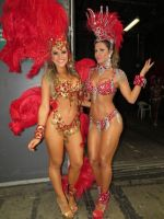 Tania Oliveira | Claudia Colucci | Brazil Carnival by c-edward