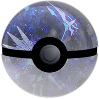 The pokeball of Dialga by KiyotoMidori