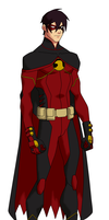 Red Robin YJ Design by Bobkitty23