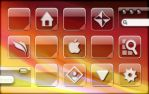 Crystal Albook Icons Revisited by marsmuse