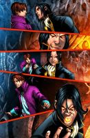 Wheel of Time 10 page 3 by NicChapuis