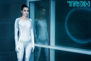 TRON: Legacy - Siren 01 by beethy