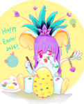 Transformice : Happy Easter 2014! by Mishberries
